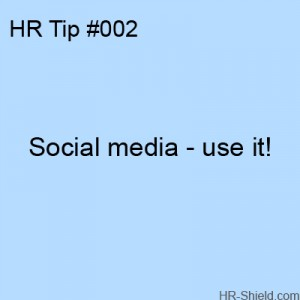 Human resources tip