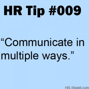 human resources tips in tampa