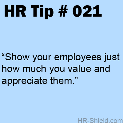 value your employees